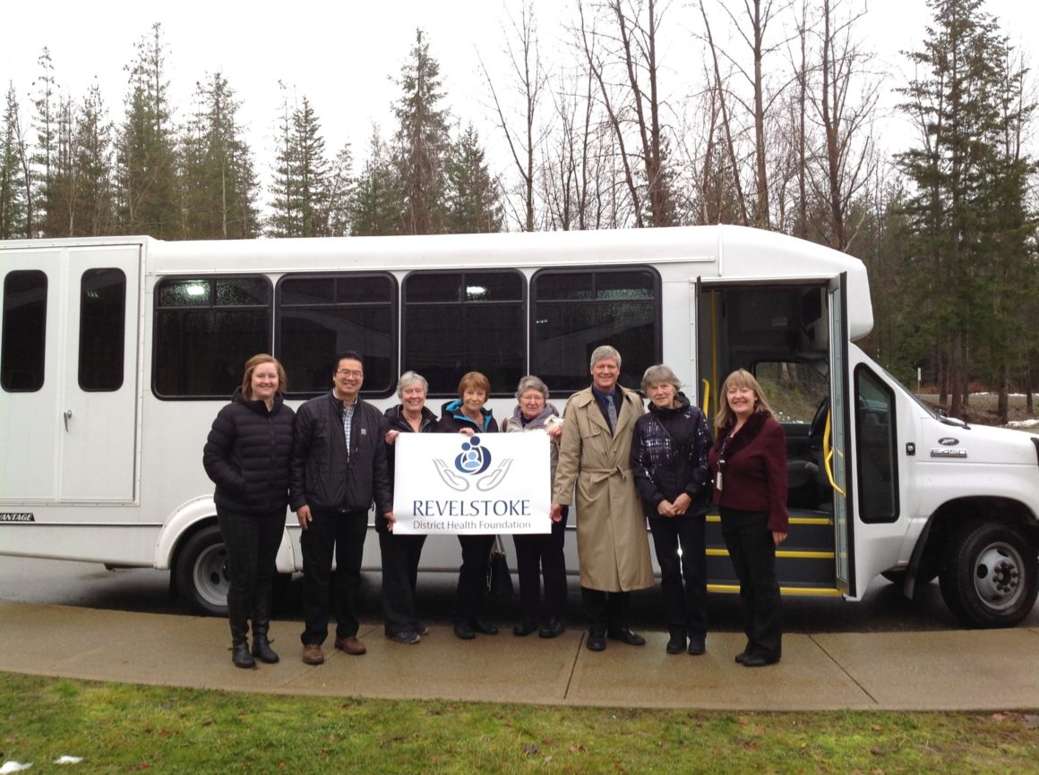 Revelstoke Health Foundation Bus