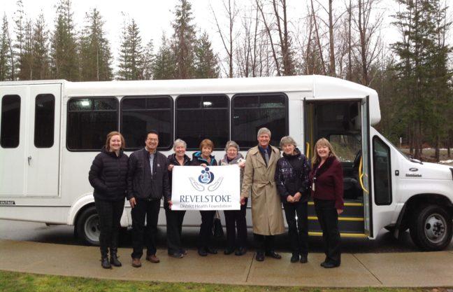 Revelstoke Health Foundation Bus