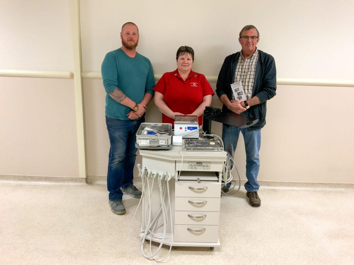 RDHS Donated Equipment: Dental Cart